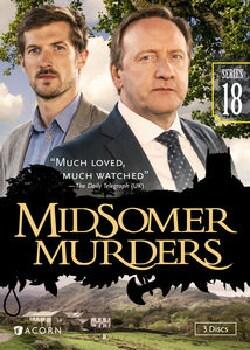 Midsomer Murders: Series 18 (DVD)