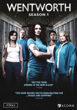 Wentworth: Season 1 (DVD)