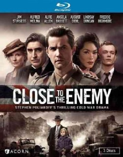 Close To The Enemy: Season 1 (Blu-ray Disc)