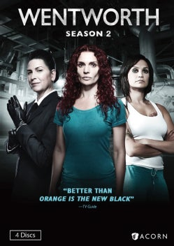 Wentworth: Season 2 (DVD)