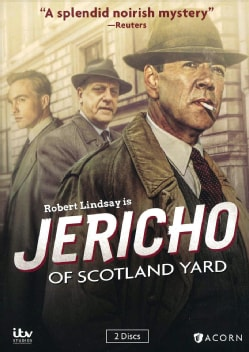 Jericho Of Scotland Yard: Season 1 (DVD)