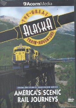 Great Alaska Train Adventure (DVD)