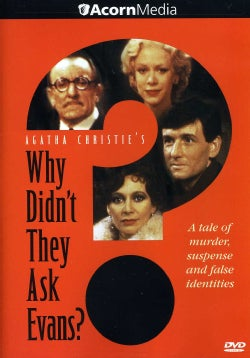 Why Didn't They Ask Evans? (DVD)