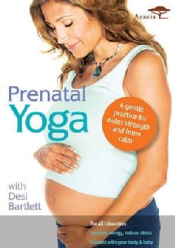 Prenatal Yoga with Desi Bartlett (DVD)