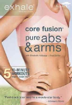Exhale: Pure Abs and Arms (DVD)