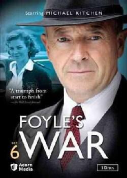 Foyle's War: Set 6 (DVD)