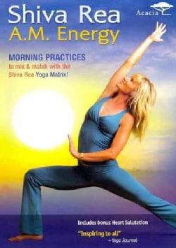 Shiva Rea: AM Energy (DVD)