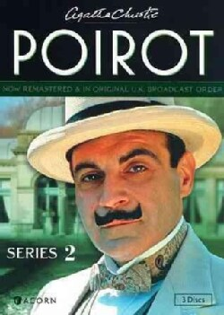 Poirot Series 2 (DVD)