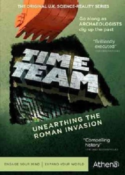 Time Team: Unearthing The Roman Invasion (DVD)