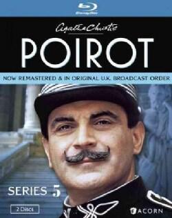 Poirot Series 5 (Blu-ray Disc)