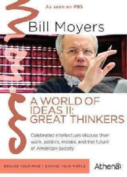 Bill Moyers Journal: A World of Ideas II: Great Thinkers (DVD)