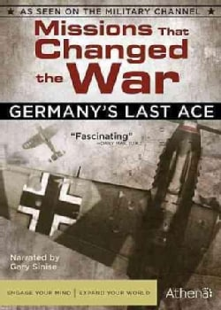 Missions That Changed The War: Germany's Last Ace (DVD)