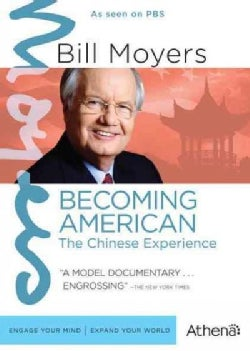 Bill Moyers Journal: Becoming American (DVD)