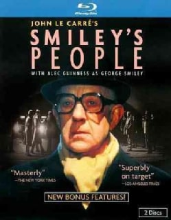 Smiley's People (Blu-ray Disc)