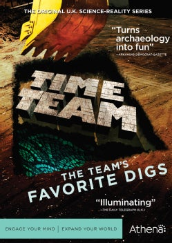 Time Team: The Team's Favorite Digs (DVD)