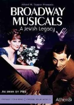 Broadway Musicals: A Jewish Legacy (DVD)