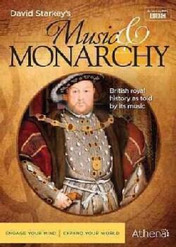 David Starkey's Music And Monarchy (DVD)