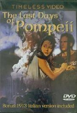 Last Days of Pompeii (DVD)
