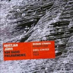 NDR Radio Philharmonie - Strauss/Schnyder: Metamorphosen/Krisis & Psalm