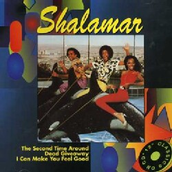 SHALAMAR - SECOND TIME AROU/DEAD GIVEAWAY