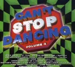 Various - Can't Stop Dancing Vol 4