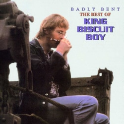 King Biscuit Boy - Badly Bent- Best Of King Biscuit Boy