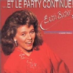EDITH BUTLER - ET LE PARTY CONTINUE
