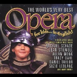 Various - World's Very Best Opera for Kids