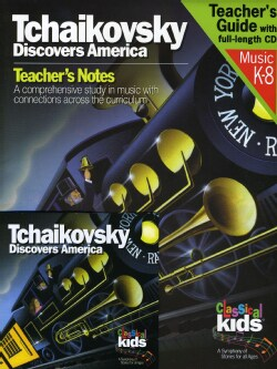 Susan Hammond - Tchaikovsky Discovers America