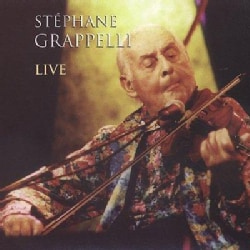 Stephane Grappelli - Stephane Grappell: Live
