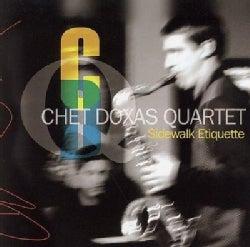 Chet Quartet Doxas - Sidewalk Etiquette