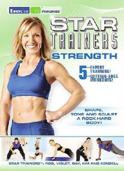 Star Trainers: Strength (DVD)