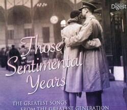 Various - Readers Digest: Those Sentimental Years
