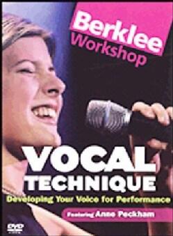 Vocal Technique (DVD)