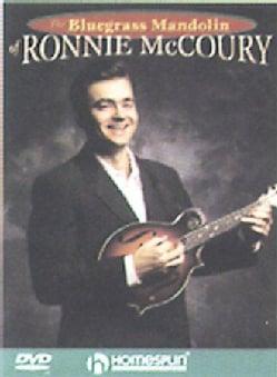 The Bluegrass Mandolin Of Ronnie McCoury (DVD)