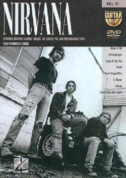 Guitar Play Along: Nirvana Vol 11