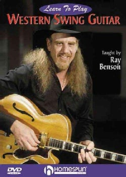 Learn To Play Western Swing Guitar (DVD)