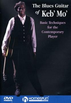 Blues Guitar Keb Mo (DVD)