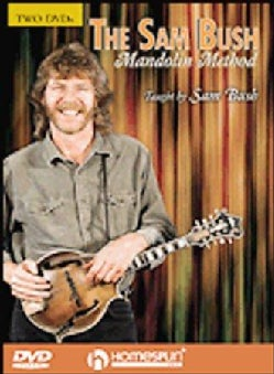 The Sam Bush Mandolin Method (DVD)