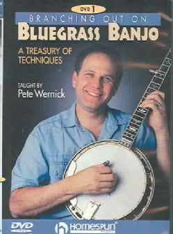 Branching Out On Bluegrass Banjo 1 & 2