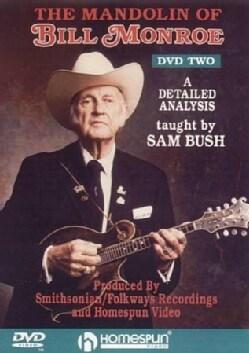 The Mandolin Of Bill Monroe (DVD)
