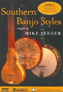 Southern Banjo Styles 1, 2 & 3