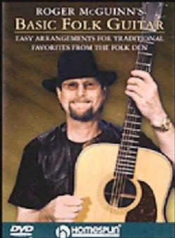 Roger McGuinn's Basic Folk Guitar (DVD)