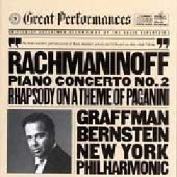 Graffman/Bernstein/N - Rachmaninov:Piano Concerto 2