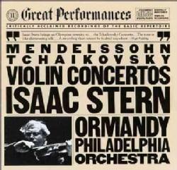 Stern/Ormandy - Mendelssohn/Tchaikovsky