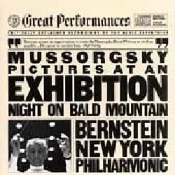 Bernstein/New York Philharmonic Orchestra - Mussorgsky:Pictures at an Exhibition