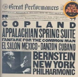 Bernstein/New York Philharmonic Orchestra - Copland:Appalachian Spring