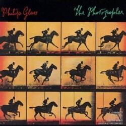 Philip Glass - Glass:Photographer