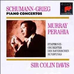 Perahia/Davis - Schumann/Grieg:Piano Concertos