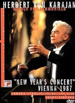New Years Concert Vienna 1987 (DVD)